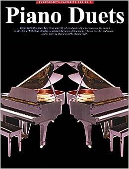 grand piano duets popular favorites