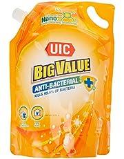 UIC Big Value UIC Laundry Liquid Detergent (Anti-Bacterial), 1.6KG