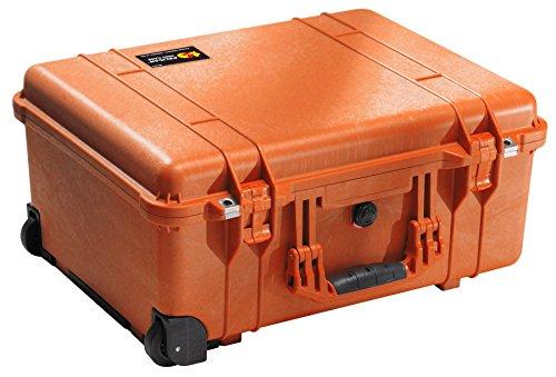 Pelican 1560 Case With Foam (Orange) by Pelican (Image #1)