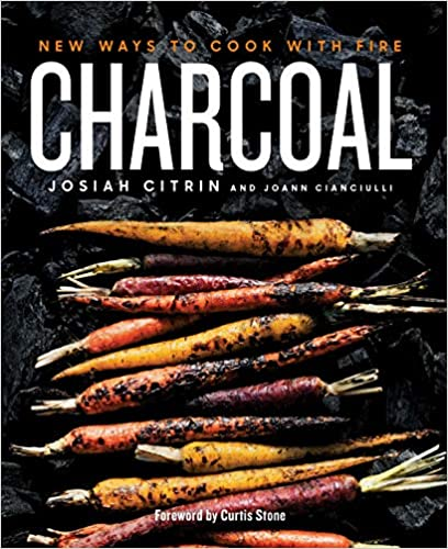 Charcoal: New Ways to Cook with Fire best grilling cookbook