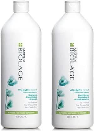 Matrix Matrix Biolage Volume Bloom Shampoo & Conditioner Duo Pack - 1L