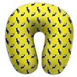 CRSJBB219 Dance Tap Shoes Dancing Clothing Soft U-Shaped Neck Pillow Head & Neck Support for Travel