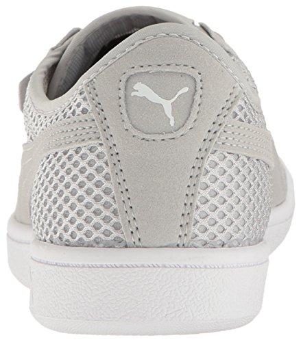 Puma Vikky Mesh Maschenweite Turnschuhe Gray Violet-puma White