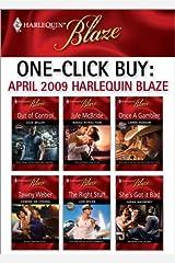 One-Click Buy: April 2009 Harlequin Blaze: An Anthology