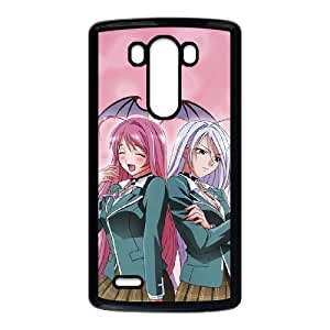 Rosario + Vampire LG G3 Cell Phone Case Black WRT