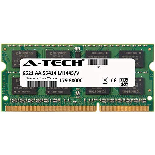 A-Tech 4GB Module for Toshiba Satellite Pro C70-B-111 Laptop & Notebook Compatible DDR3/DDR3L PC3-14900 1866Mhz Memory Ram (ATMS343088B13039X1)