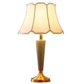 lámparas de Mesa cabecera del Dormitorio, Mesa Elegante de ...