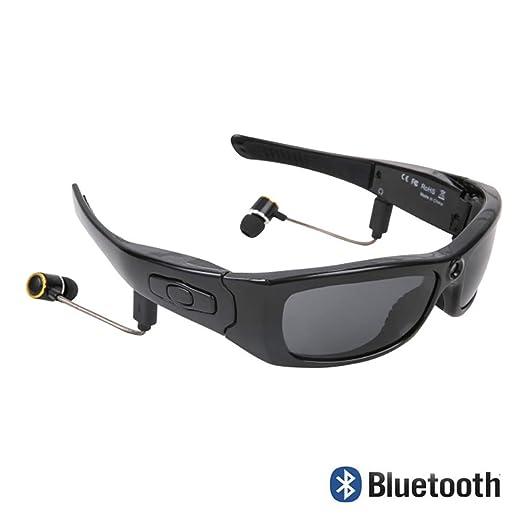 WWSZ Bluetoothe Kamera Brille Cam polarisierte Sonnenbrille