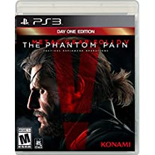 Metal Gear Solid V: The Phantom Pain, Day 1 Edition - PlayStation 3