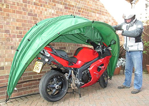 Motorcycle Shelter Cover Hidey Hood 90 (Best Electric Motorcycle Uk)