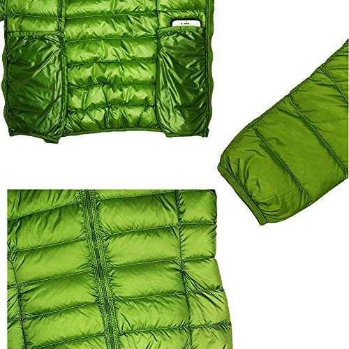 Manteau Léger Matelassée Mode Xiaig Femmes Hiver Chaud Outwear Respirant Puffer L Longue Doudoune Duvet Veste PqwnnxTOB