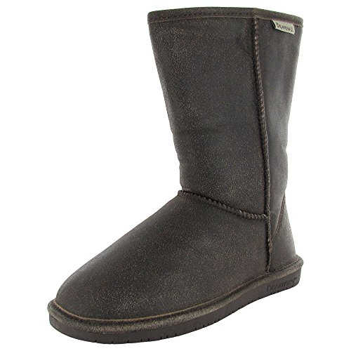 Distressed Fell 10 Chestnut Stiefel Damen Bearpaw Emma mit xqvw1f16X0