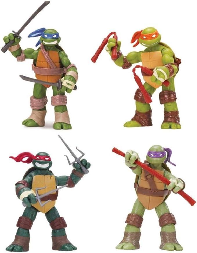 Amazon.com: Nickelodeon Teenage Mutant Ninja Turtles - Juego ...