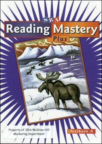 Download SRA Reading Mastery Plus - Textbook A - Level 4 PDF