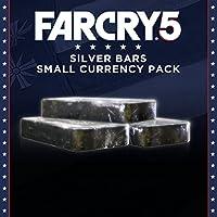 FAR CRY 5 - SMALL SILVER BARS ADD-ON - 500 CREDITS - PS4 [Digital Code]