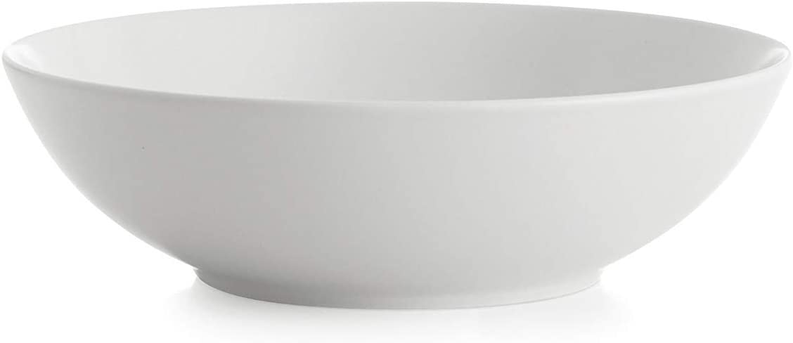 Nambe POP Collection Soup/Cereal Bowl - Chalk