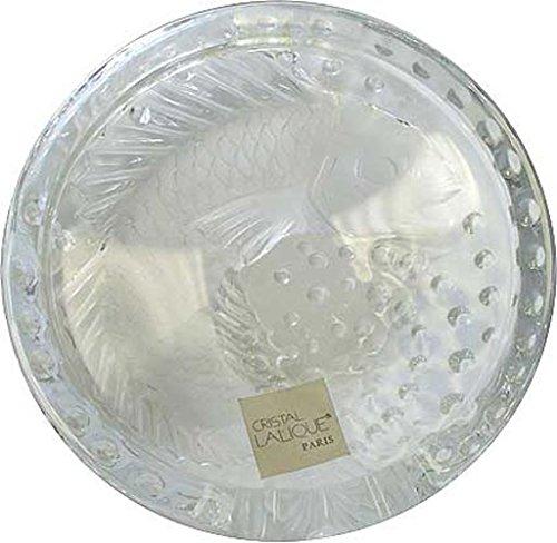 - Lalique Crystal Concarneau Pin Tray