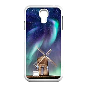 The Aurora Borealis Personalized Cover Case with Hard Shell Protection for SamSung Galaxy S4 I9500 Case lxa#379844 hjbrhga1544