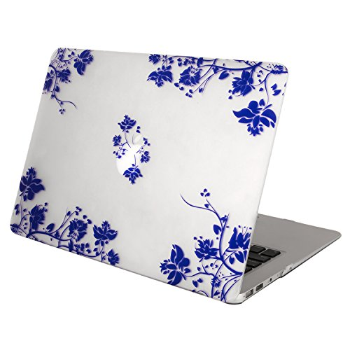 Macbook Air Cover Pattern ~ Mosiso plastic hard case cover with pattern for macbook