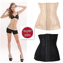 BeautyVan Sexy Control Corset,New Fashion Women 2018 Waist Tummy Girdle Belt Body Shaper Cincher Underbust Control Corset New