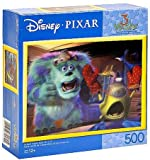 Disney Monsters Inc, 3-D Visions Lenticular Puzzle - 500 Pieces