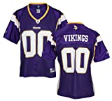 Minnesota Vikings NFL Womens Team Replica Jersey, Purple