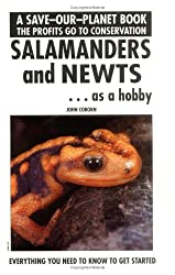 Salamanders and Newts as a Hobby (Save Our Planet)