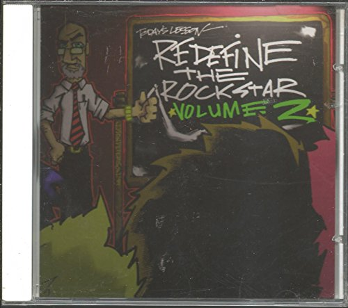 REDEFINE THE ROCKSTAR VOLUME 2 (Thing Cent 21)