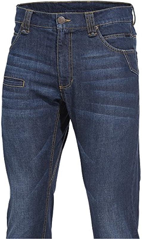 Pentagon Męskie spodnie Rogue Jeans Indigo Blue: Odzież