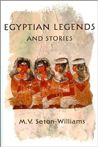 Book Egyptian legends and stories