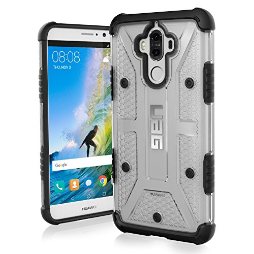 Price comparison product image UAG Huawei Mate 9 [5.9-inch screen] Plasma Feather-Light Rugged [ICE] Military Drop Tested Phone Case