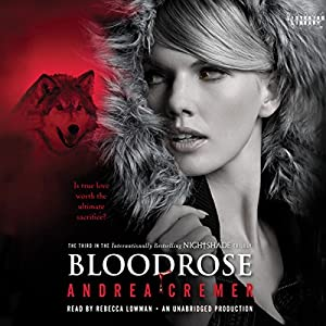 Bloodrose: A Nightshade Novel Hörbuch