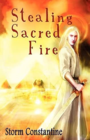 book cover of Stealing Sacred Fire