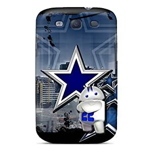 New Arrival Premium S3 Cases Covers For Galaxy (dallas Cowboys)