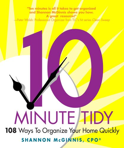 10-MINUTE TIDY, THE