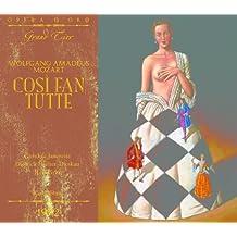 OPD 7013 Mozart-Cosí fan tutte: Italian-English Libretto (Opera d'Oro Grand Tier)