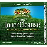 Garden Greens, 24 Hour Inner Cleanse, 1 Kit