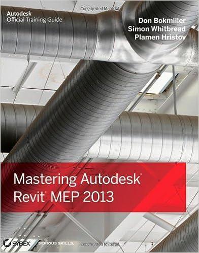 Book Mastering Autodesk Revit MEP 2013