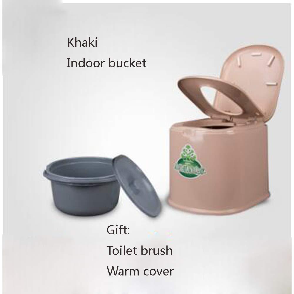 Bewegliche Bewegliche Toilette Erweiterte Erhöhten Älteren Erwachsenen der Erwachsenen Frauen des Plastiktoilettensitzes,F