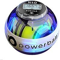 Powerball 280Hz NSD Pro Fusion Ejercitador de Brazo, y Fortalecedor de Antebrazos, Mano y Muñeca