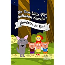 The Three Little Pigs Halloween Adventure