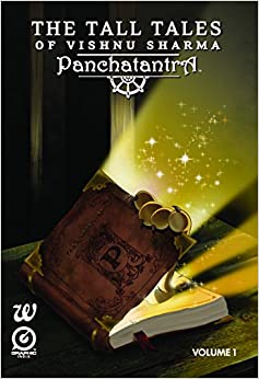 Book The Tall Tales of Vishnu Sharma Panchatantra