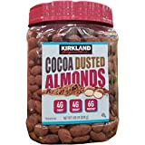 Kirkland Cocoa Dusted Almonds 1.85LB (839g)