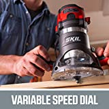 SKIL 10 Amp Fixed Base Corded Router —RT1323-00