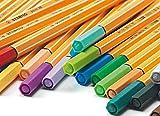 Stabilo Point 88 Fineliner Pens, 0.4 mm