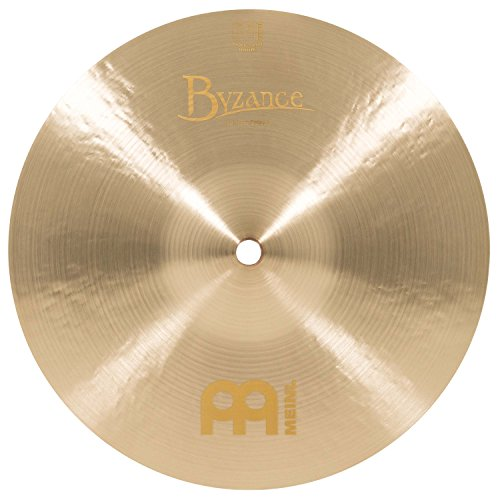 Meinl Cymbals B10JS Byzance 10-Inch Jazz Splash Cymbal (VIDEO)