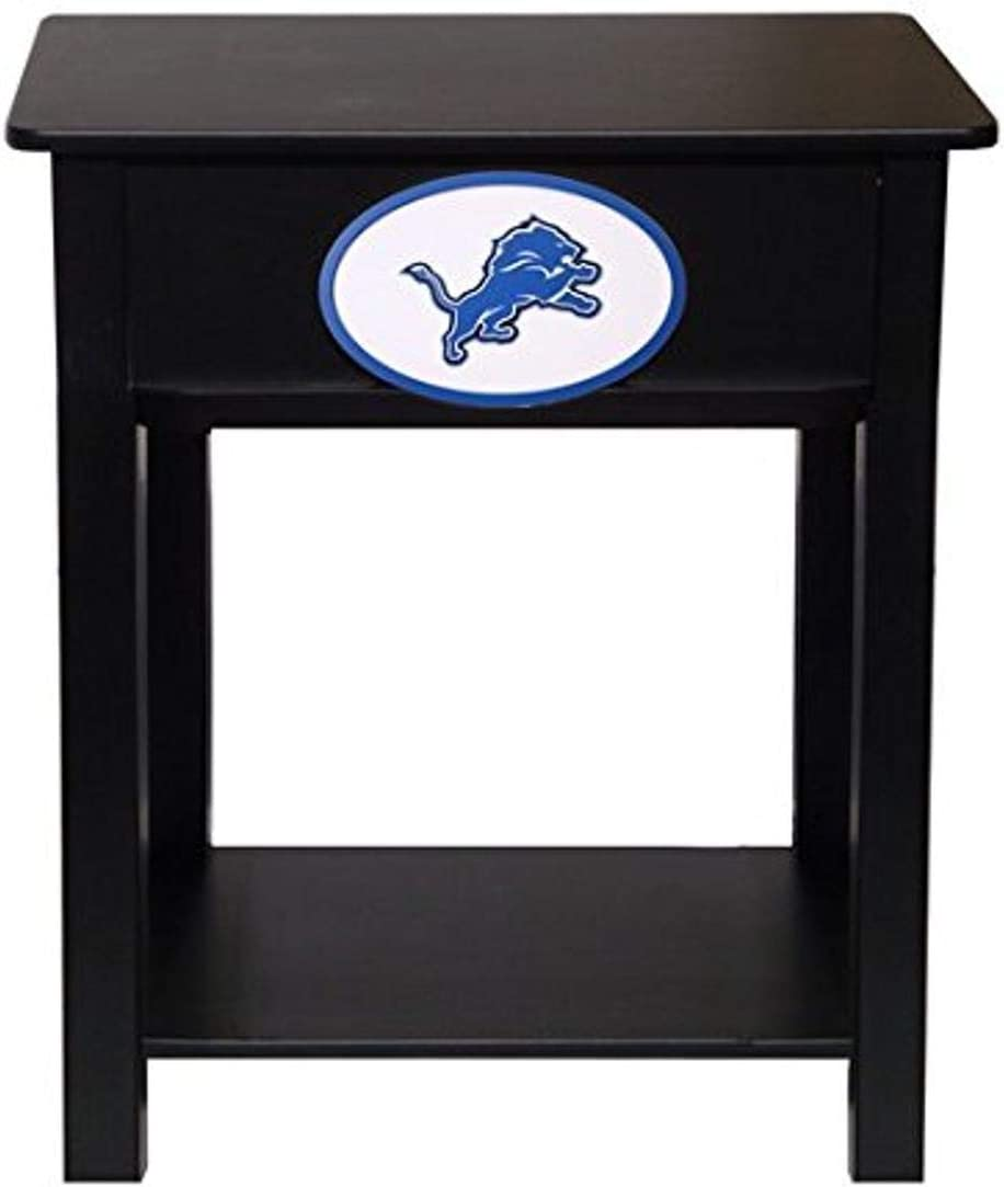 Fan Creations Detroit Lions Nightstand/Side Table