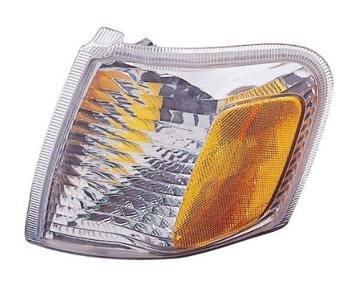 Depo 330-1501L-US Ford Explorer Driver Side Replacement Parking/Side Marker Lamp Unit - Ford Explorer Drivers Side Corner