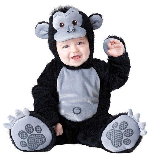 Goofy Gorilla Costume - Infant Medium ()