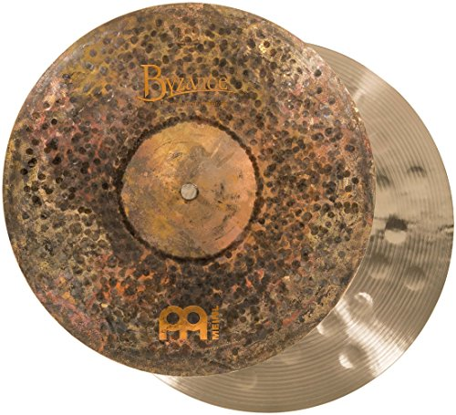 - Meinl Cymbals B13EDMH Byzance 13-Inch Extra Dry Medium Hi-Hat Cymbal Pair (VIDEO)